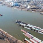 La vía navegable del Misisipi se profundizará a 50 pies