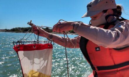 La PNA inicia una nueva campaña científica para la protección ambiental de los puertos marítimos