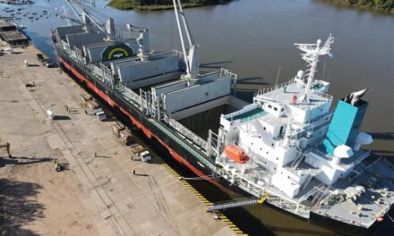 Desde puertos entrerrianos se exportarán 34,000 tn de madera