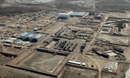 Mendoza avanza en reactivación de proyecto de la mina de potasio Río Colorado