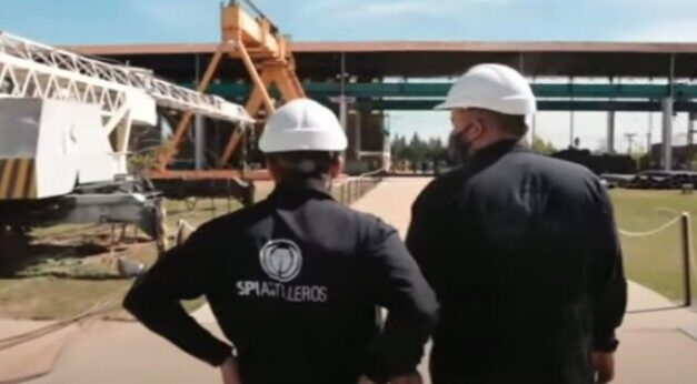 """""""Construimos buques, queremos construir futuro"""""""