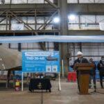 Tandanor: puesta de quilla del primer remolcador financiado por FONDEF