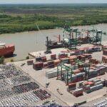 Zárate: nodo logístico y centro de exportación regional