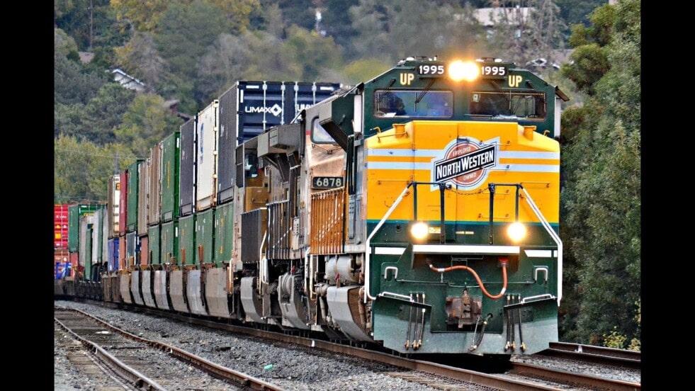 Por qué Estados Unidos invertirá u$s 66.000 millones en el ferrocarril de carga