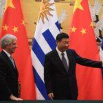 Uruguay negocia un acuerdo de libre comercio con China