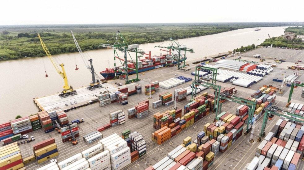 Zárate Campana exponen su potencial logístico