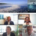 Prefectura participa en Webinar sobre protección del medio marino