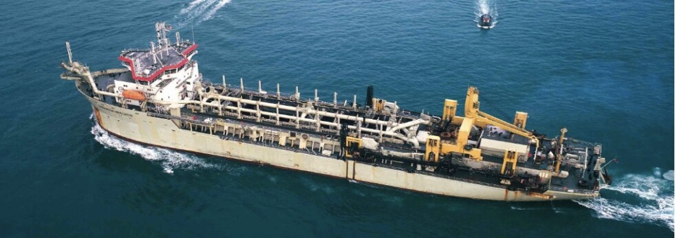La unión Industrial de Bahía Blanca entrega un reconocimiento a Pieter Jan De Nul
