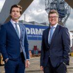 Nuevo equipo de gestión en Damen Shiprepair & Conversión