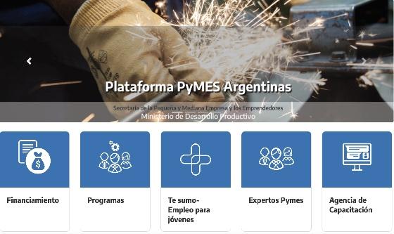 Se puso en marcha la Plataforma PyMEs Argentinas