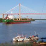 Prefectura finalizó la capacitación para medir la bajante del Paraná