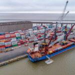 Crece la infraestructura logística en Puerto Buenos Aires