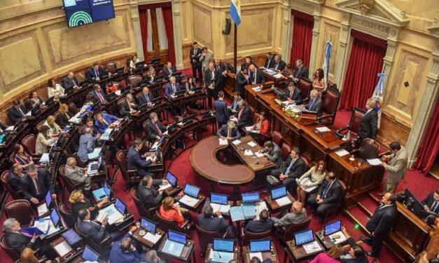 El Senado de Argentina rechaza la intención de Chile de ampliar su plataforma continental